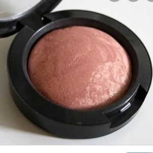 MAC mineral blush Warm Soul